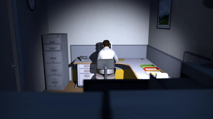 The Stanley Parable game picture